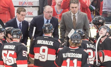 Finding the Other Detroit Red Wings Assistant Coach