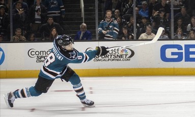 Five Great Moments in San Jose Sharks History