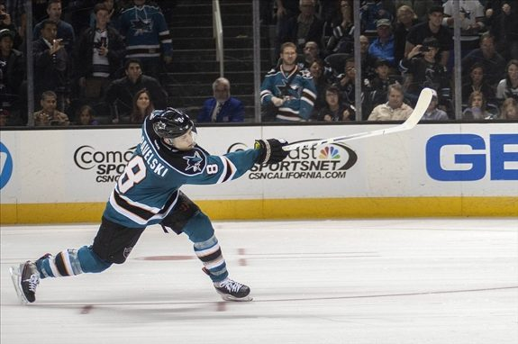San Jose Sharks, Joe Pavelski, NHL, Hockey, NHL Entry Draft