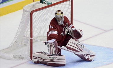 Coyotes Show Life: Smith Confident, Penalty-Killing Better