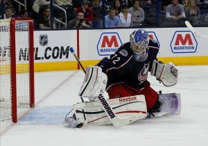 Bobrovsky posted a 21-11-6 record this season (Russell LaBounty-USA TODAY Sports)