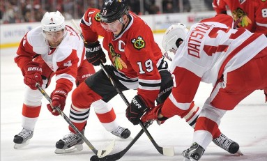 Blackhawks Rivalry With Wings Breeds Success