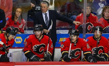 Calgary Flames Reflect On Disappointing 2013 Season