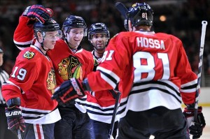 Are the Blackhawks the Western Conference favorites?