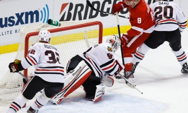 Recapping The Strategies Used In The Blackhawks,Red Wings Series