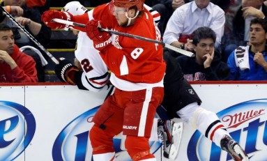 Ugly Win Just What Doctor Ordered for Red Wings