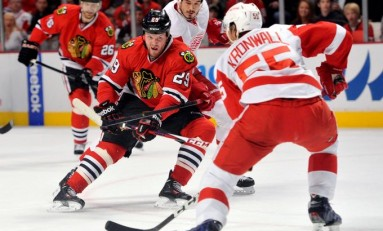 Blackhawks Must Step It Up Physically In Round 3