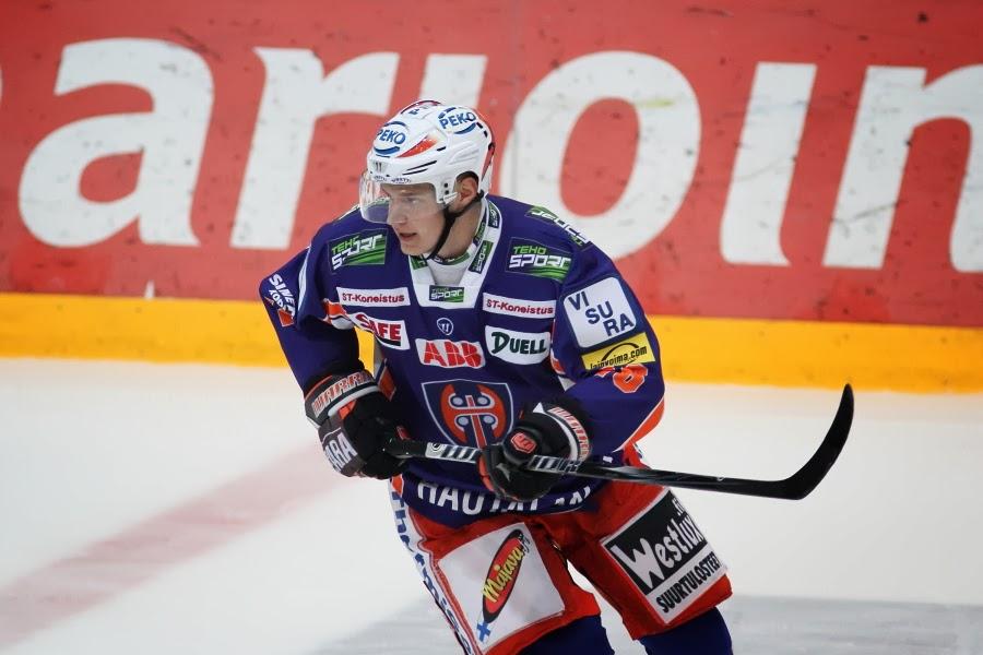897957922aa Aleksander Barkov - The Next Ones  2013 NHL Draft Prospect Profile