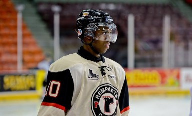 QMJHL Players get Late Christmas Gift