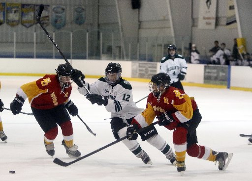 John Baiocco is capable of turning some heads. Where will he go in the NHL Entry Draft? (Chris Faytok/NJ.com)