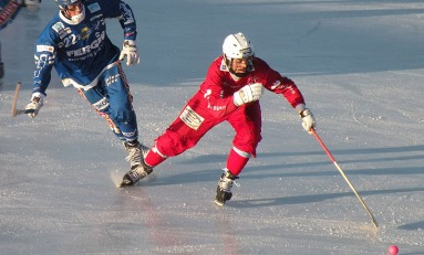 Bandy: The Other Ice Hockey