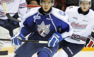 Nick Baptiste - The Next Ones: 2013 NHL Draft Prospect Profile