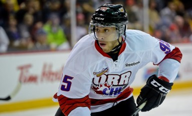 Justin Bailey – The Next Ones: NHL 2013 Draft Prospect Profile