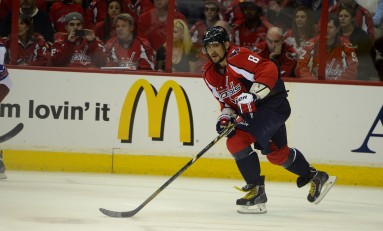 Capitals and Rangers Head Back to DC, Series Tied 2-2