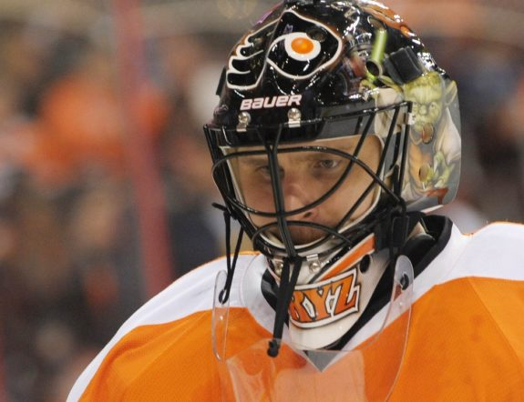 The Philadelphia Flyers are THW's 2013 Biggest Disappointment of the Season. (Eric Hartline-USA TODAY Sports) craziest goalies in nhl history
