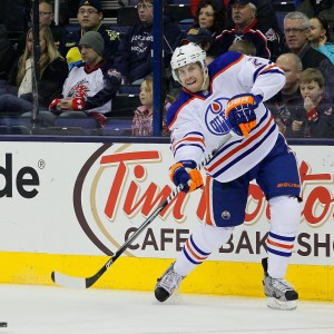 Jeff Petry Edmonton Oilers