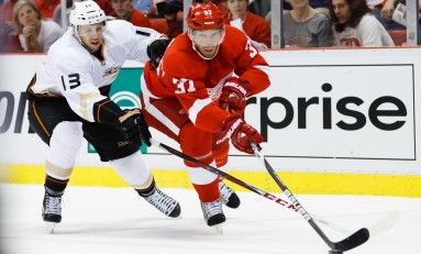 Detroit Red Wings Mikael Samuelsson: IR To All-Star?