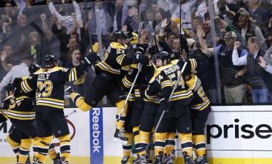 Boston Bruins: What It Was Like to Cover Game 7