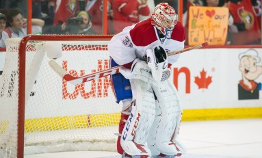 Carey Price Done for Season? Habs Fans Lose No Matter What