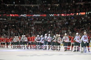 Despite winning 2 Stanley Cups in 4 years, are the Blackhawks Western Conference favorites?
