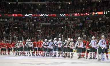 Chicago Blackhawks Problems: Get Out The Measuring Sticks
