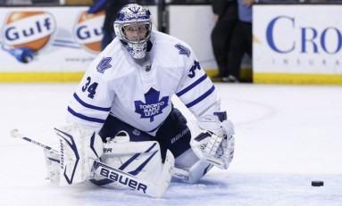 Toronto Maple Leafs Offseason Focus: Goaltending