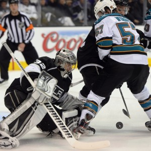 Tommy Wingels needs to play in high traffic and be more physical. (Jayne Kamin-Oncea-USA TODAY Sports)