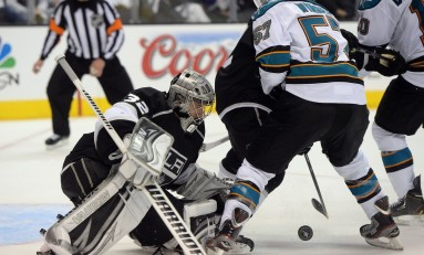 The San Jose Sharks, Their Demons and Scott Nichol