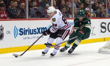 Minnesota Wild 2013 Season Player Grades: The Blue Liners
