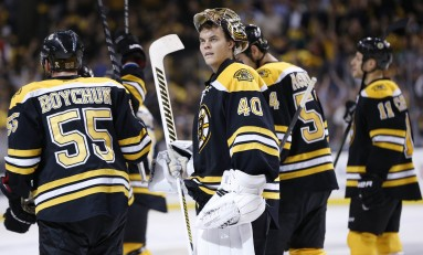 Bruins Keep Momentum Going with Game 1 Win