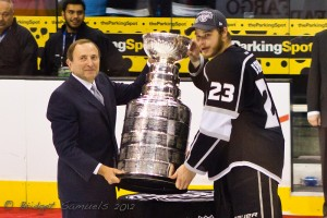 Kings Win Cup