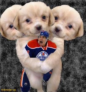 Cerberus at the NHL Combine