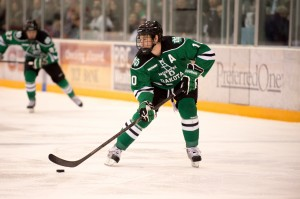 Corban Knight (courtesy University of North Dakota)