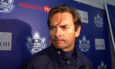 Dallas Eakins in as Oilers New Head Coach