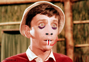 Ghoulish Grotesque Gilligan