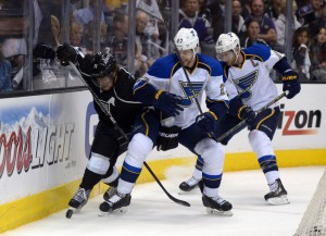 Are the St. Louis Blues the Western Conference favorites?