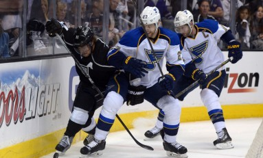 The 2013-14 St. Louis Blues: How They Were Built