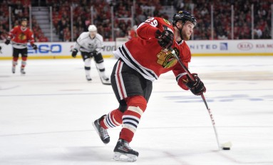 Bryan Bickell Heating Up For The Blackhawks