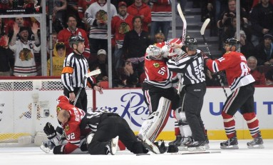 Scouting the Refs: Blackhawks/Kings - Game 4