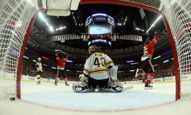 Bruins Proud, Even in Defeat