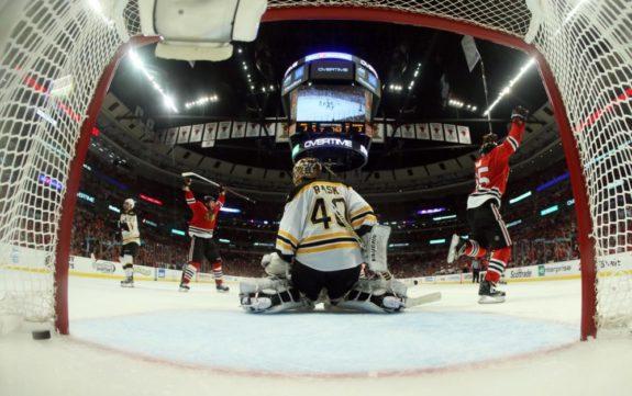 Tuuka Rask Bruins
