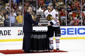 Would you choose Jonathan Toews or Patrick Kane? Both are Conn Smythe Trophy winners.