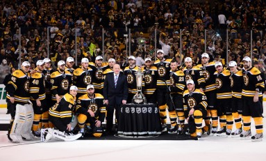 Anything But a Disappointment: The Story of the 2013 Boston Bruins
