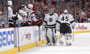 Kings' 5 Best Goalie Tandems
