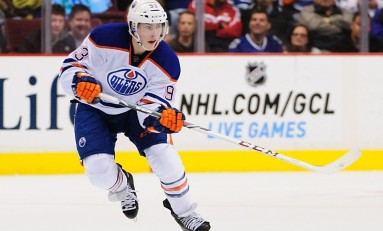 Ryan Nugent-Hopkins Returns to the Oilers Line-up