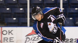 Sam Reinhart NHL draft (WHL Images)