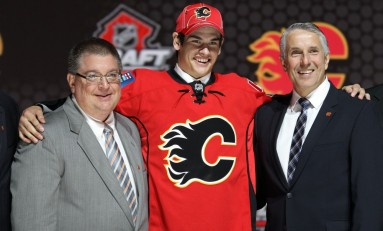 Reviewing the Calgary Flames 2013 Draft Class