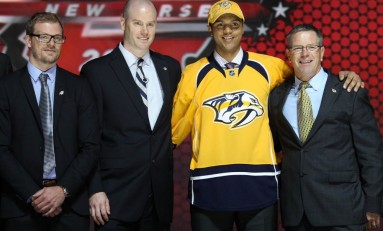 From Suter To Lecavalier: How Seth Jones Ended Up In Nashville