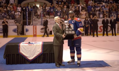 Looking Back With Calder Cup Champion Mike Angelidis