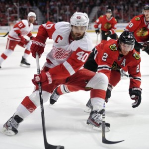 Henrik Zetterberg, NHL, Detroit Red Wings, Fantasy Hockey